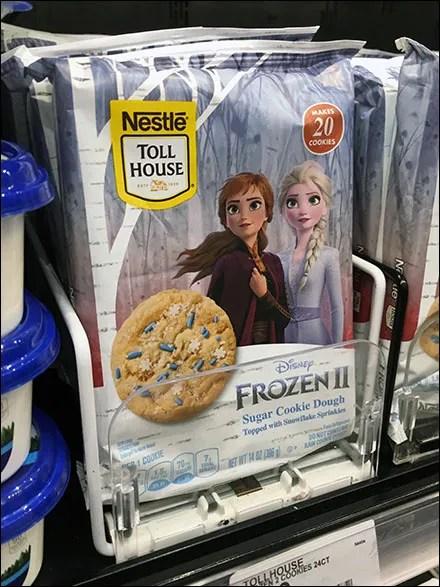 Shelf Management Systems - Disney Frozen Cooler Shelf Management