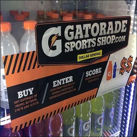 Gatorade Grab-And-Go Beverage Cooler Aux2