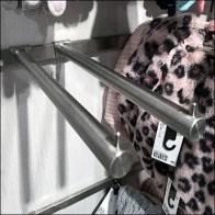 H&M Bar-Mount Pin-Stopped Tubular Faceouts