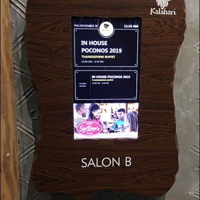 Kalahari Convention-Center Salon ID