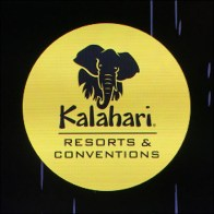Kalahari Resorts & Convention Center Logo