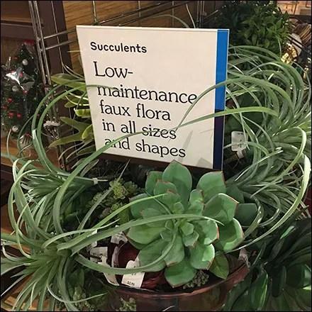 Low-Maintenance Faux Flora Succulents Tower Feature1