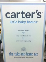 Carter's Little-Baby-Basics Shopping List