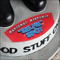 Ollie's National Historic Selfie Spot