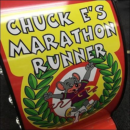 Chuck E Cheese Human Being Treadmill Wheel