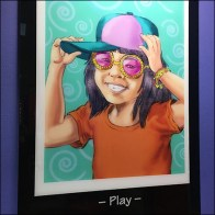 Chuck E Cheese Playtime Lifestyle Poster