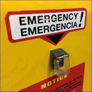 Chuck E Cheese Treadmill Emergency Cutoff Switch