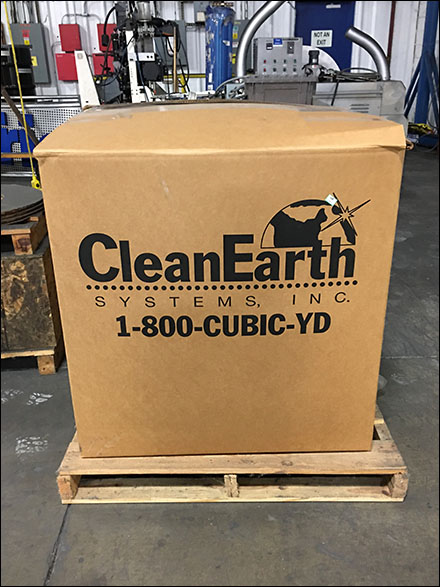 Cubic Yard Recycling Efficiencies Demonstrated Main2