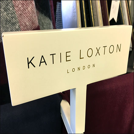 Edgewood Katie Loxton London Scarf Twin T-Stand Feature3