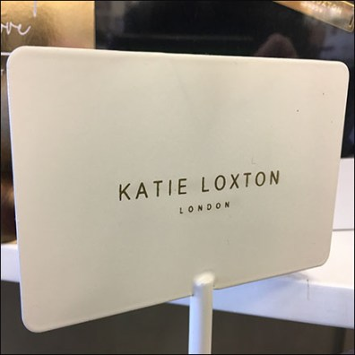 Katie Loxton Handbag Table-Top T-Stand