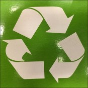 Hardware Store Recycling Center
