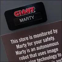 Retail Robot Mission Statement Declaration