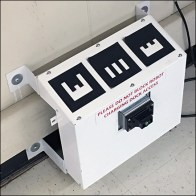 Retail Robot Recharging-Station Floor-Graphic
