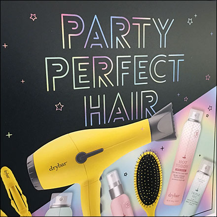 Drybar Party Perfect Hair Promotion