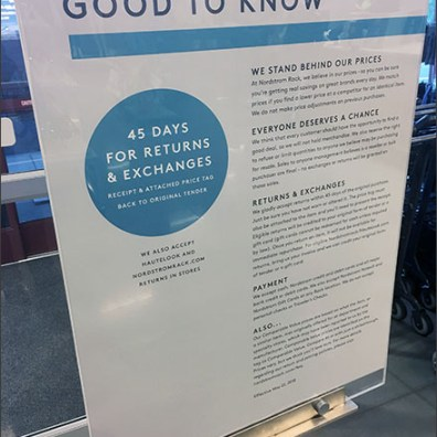 Good-To-Know Nordstrom Rack Return Policy