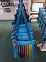 Martha Stewart Blanket Tote T-Stand