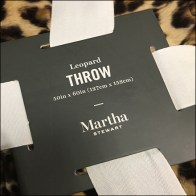 Martha SteMartha Stewart Faux Throw Band Brandingward Faux Throw Band Branding