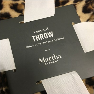 Martha SteMartha Stewart Faux Throw Band Brandingward Faux Throw Band Branding