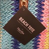 Martha Stewart Beach Carry Branding Aux