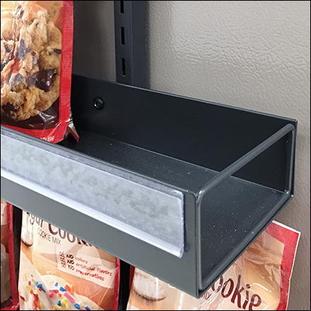 Target Magnettach Magnetic Display Shelf Details Feature