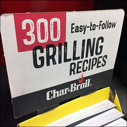 Char-Broil Easy-to-Follow Grilling Recipes