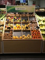 Market 32 Produce Bin Outfitting