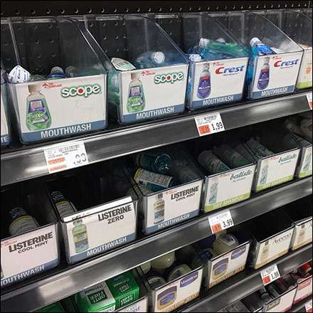 Market 32 Travel-And-Trial-Size Shelf Bins