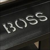 Pit Boss Die-Cast Industrial-Chic Branding