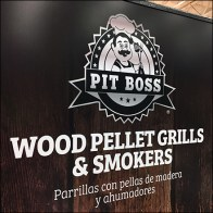 Pit Boss Grills-And-Smokers Color Poster