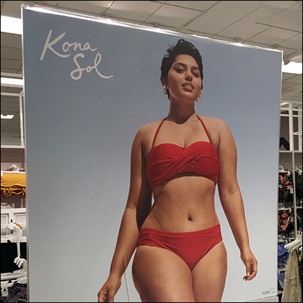 Kona-Sol BBW Swim Suit Collection