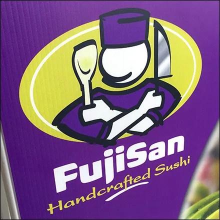 FujiSan Easel Sign