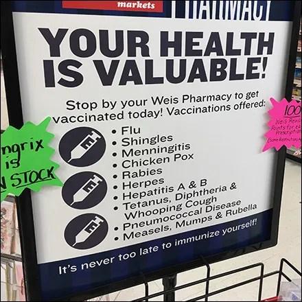 Vaccination Defense Beyond CoronaVirus
