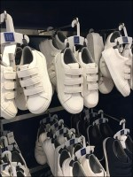 School Locker Shoe Display Cabinet