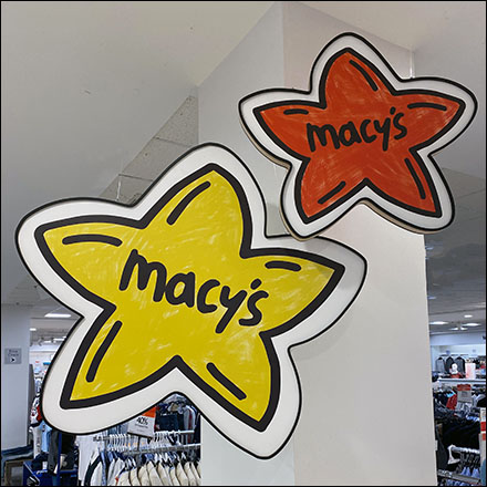 Hand-Drawn Cartoon Flower Macy's Branding