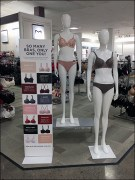 So-Many-Bras Only-One-You Display
