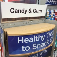 Candy-and-Gum Healthy Treats PowerWing