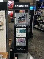 Samsung In-Home Framed Television Art