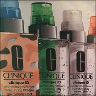 Clinique ID-Yourself Endcap Display