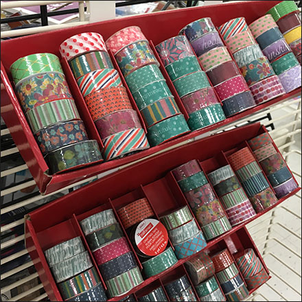 """Crafting Tape Corrugated Tray For 1"""" Grid"""