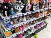 Plush Fenced Divider Facings Organized