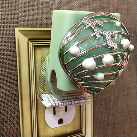 Fragrance-Warmer Faux Electrical Outlets