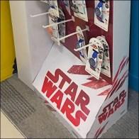 Star-Wars Asymmetric Corrugated Display