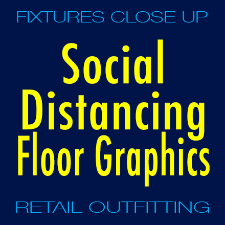 Best of Social Distancing Floor Graphics