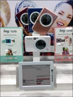 Colorful Canon Camera Selection Display