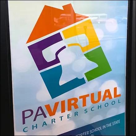 CoronaVirus Sanitizer Charter-School Advertising