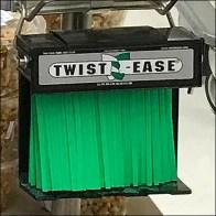 Twist-Ease Twist-Tie Station