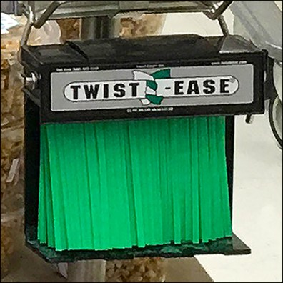 Twist-Ease Twist-Tie Station