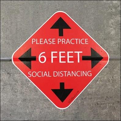 Mercedes-Benz Omni-Directional Social Distancing