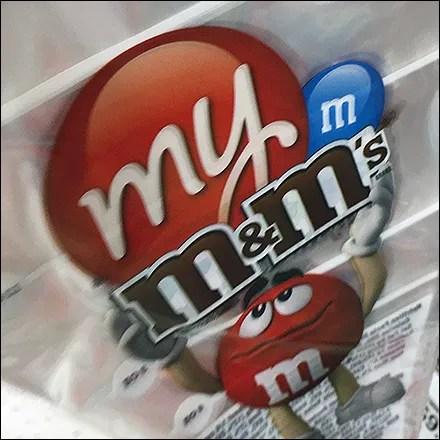 M&M's Shelf-Edge Bulk Bag Purchases