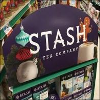 Stash Tea Point-of-Purchase Display
